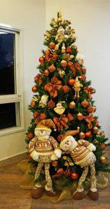 Aluguel Arvore Natal Residência