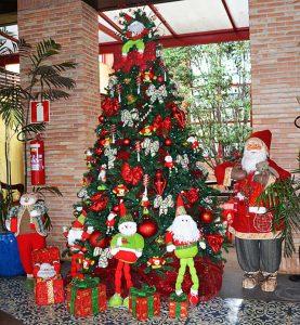 Aluguel Arvore Natal Restaurante