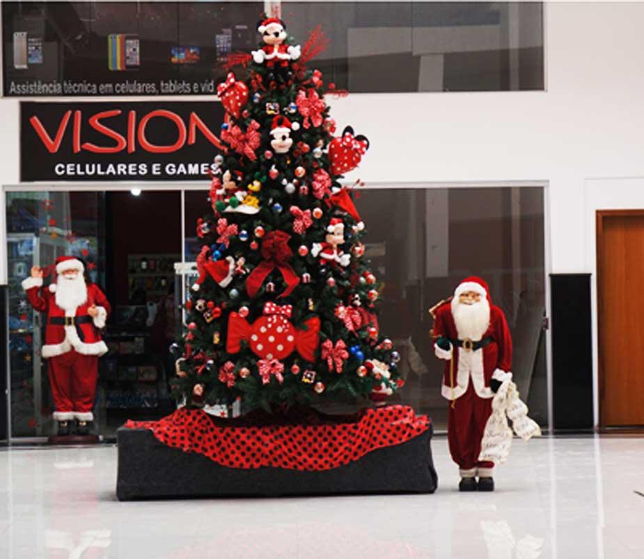 Aluguel Arvore Natal Shopping